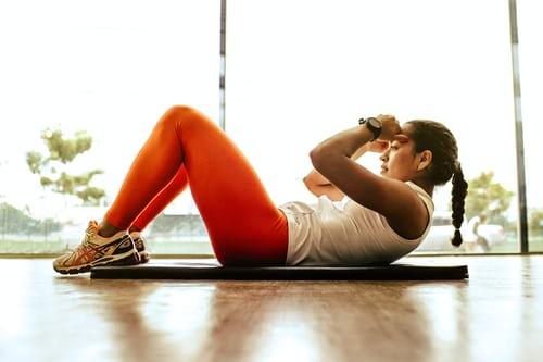 Udforsk fitnesstrenderne i 2021